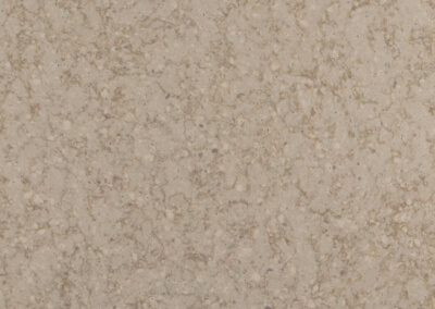 HanStone Quartz - Ivory Wave (Polished)