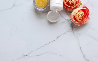 Porcelain: A European Look for Your Custom Vanity Top