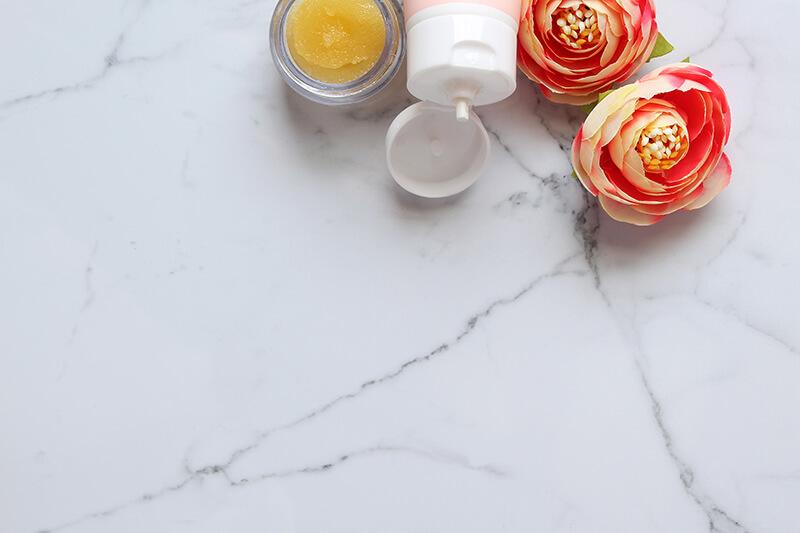 Porcelain: A European Look for Your Custom Vanity Top