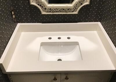 Custom Vanity Top